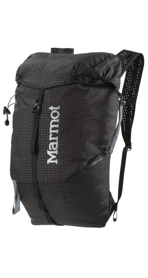Marmot Eiger Summit 18L Backpack Black/Dark Mineral